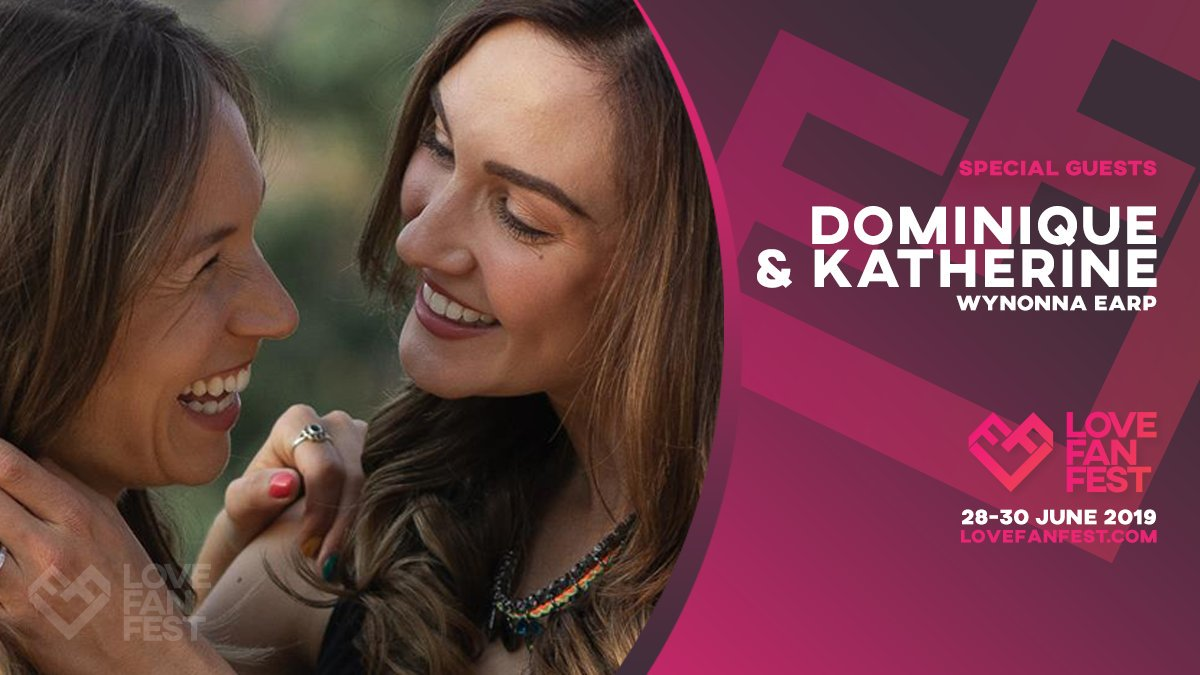 We'll be waiting for you from the 28th until the 30th of June in #Barcelona with our second #LOVEFanFest #LFFBarcelona ▶️ #WayHaught - http://lovefanfest.com  ✅ #Festival #LGTBI #LGBTQ #Barcelona 💜 #FightForWynonna