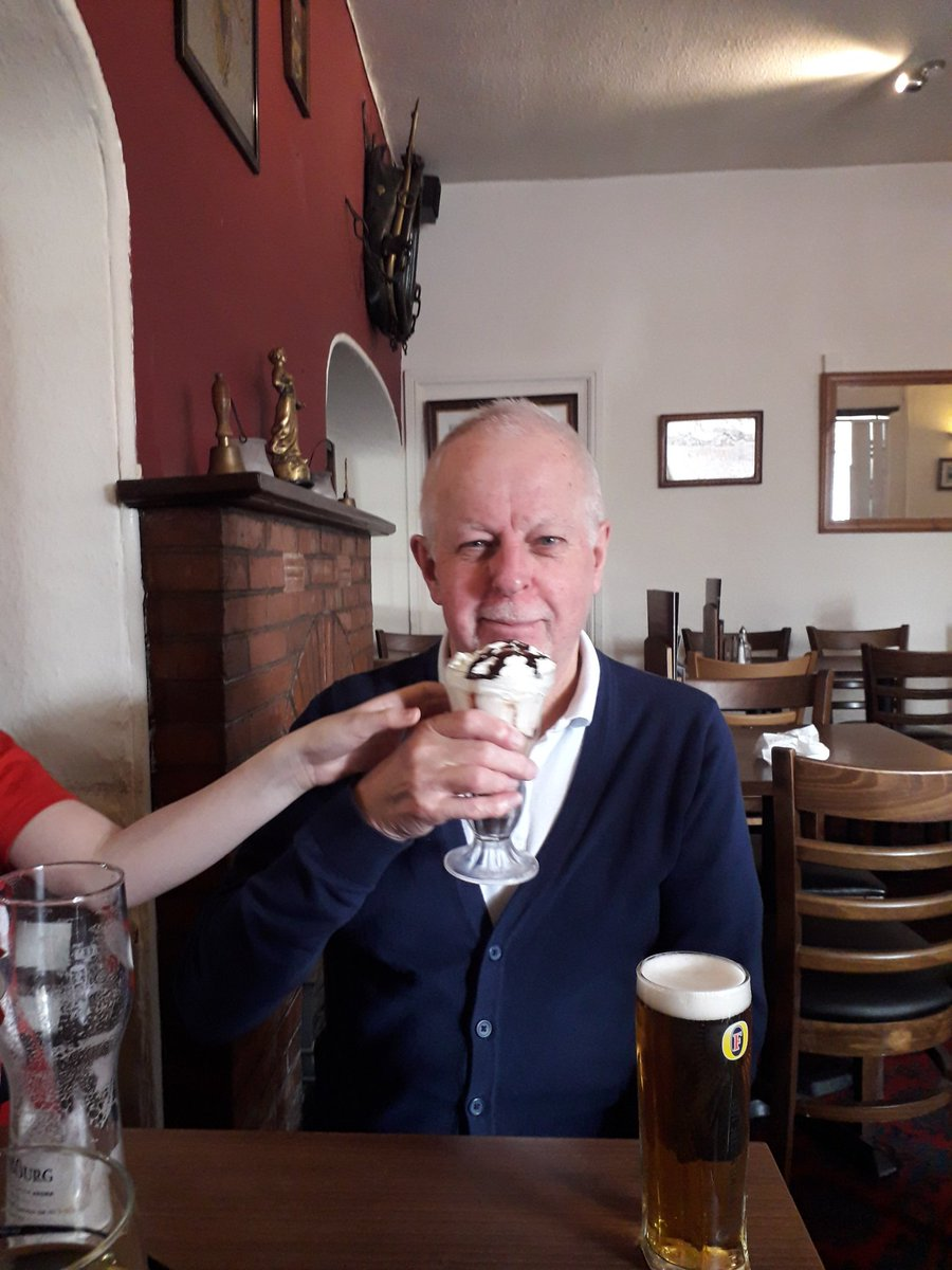 @piersmorgan My dad refusing to turn 70 next month and remaining age fluid. Can we count on your support?