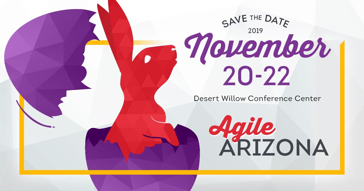 Agile Arizona 2019 (@AgileAZCon) | Twitter