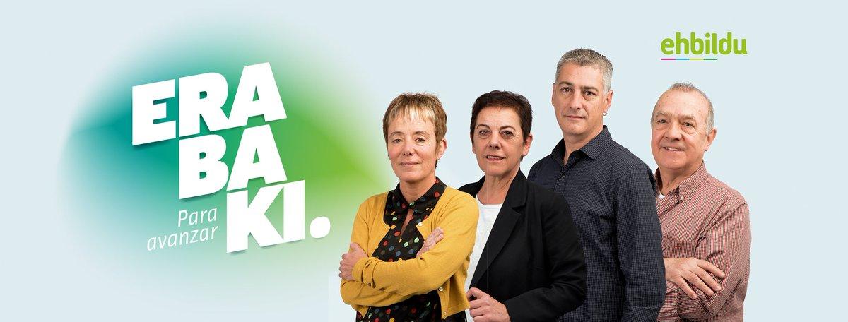 Hauek aukeratzeko bozkatzea merezi du. Bai horixe! #28A Euskal langileok #ehbildu bozkatu behar dugu. Falta barik. #Erabaki #ParaAvanzar