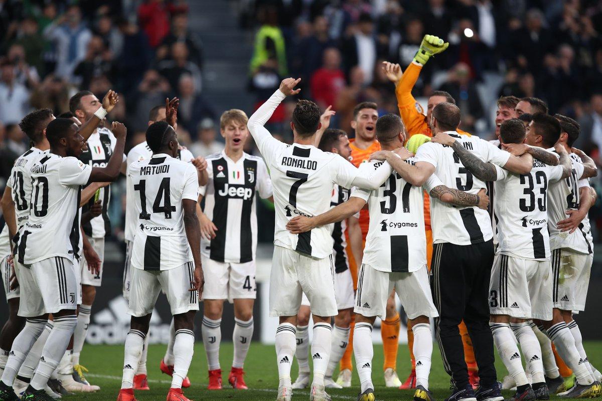 Goal's photo on La Juventus