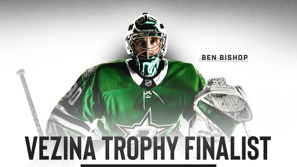 Dallas Stars's photo on Vezina