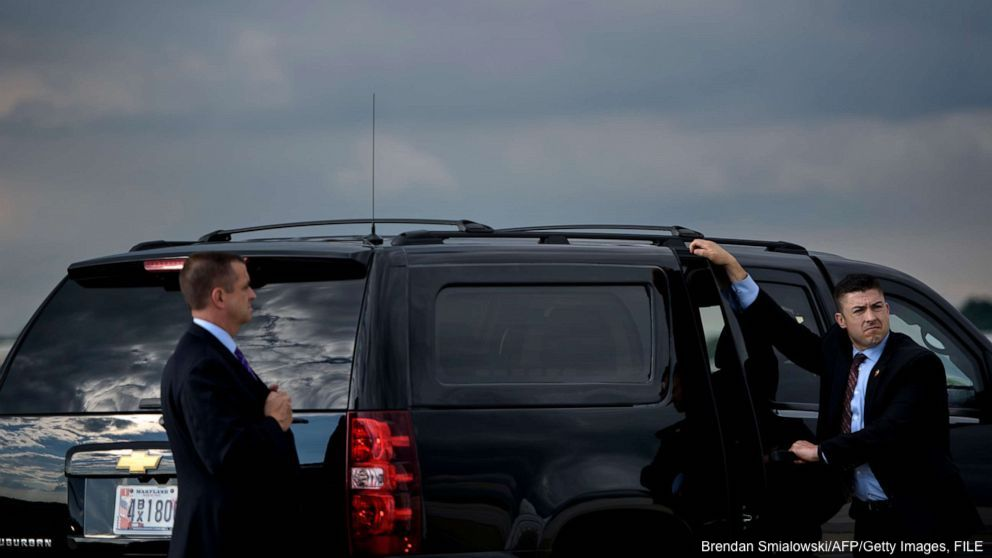 ANALYSIS: Which presidential candidate gets Secret Service protection comes down to a few factors. https://t.co/qhWl9vlhrx https://t.co/Fqdv0NBoIr