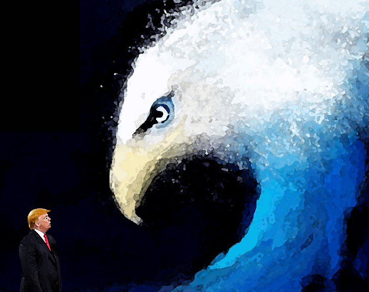 Happy thoughts people. 2020 is only 18 months away and that wave will be even bigger than the last #BlueWave2020 <br>http://pic.twitter.com/71CjRJPiY2