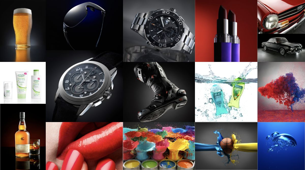 karl taylor advertising product & still life photography