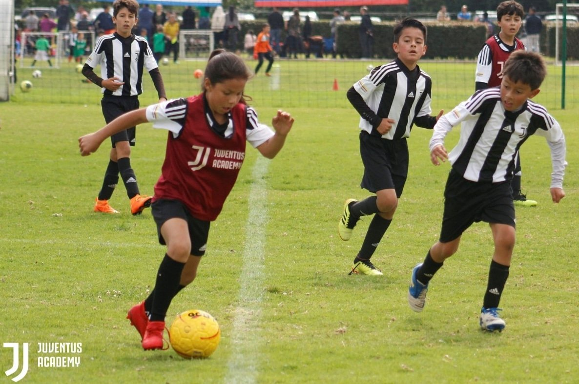 Juventus Academy Colombia's photo on #juve