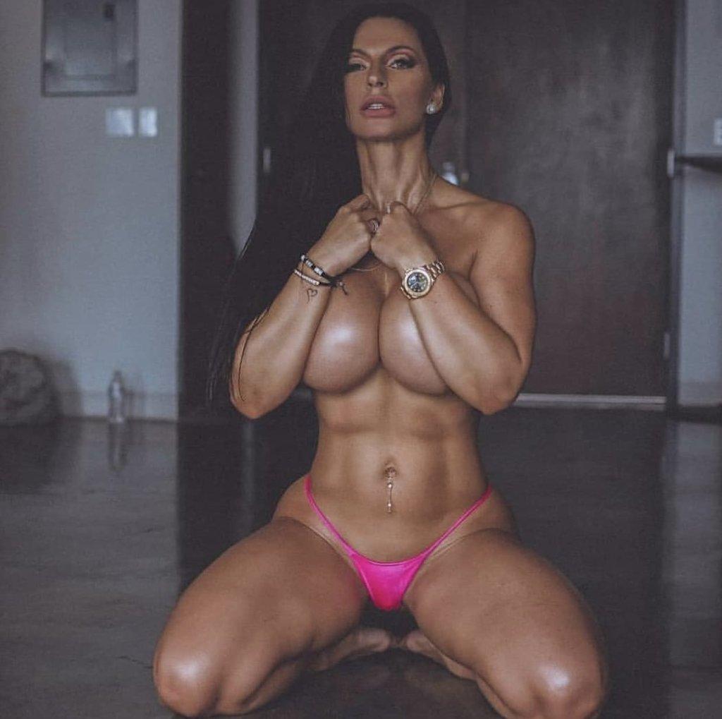 Fitness model porn pics