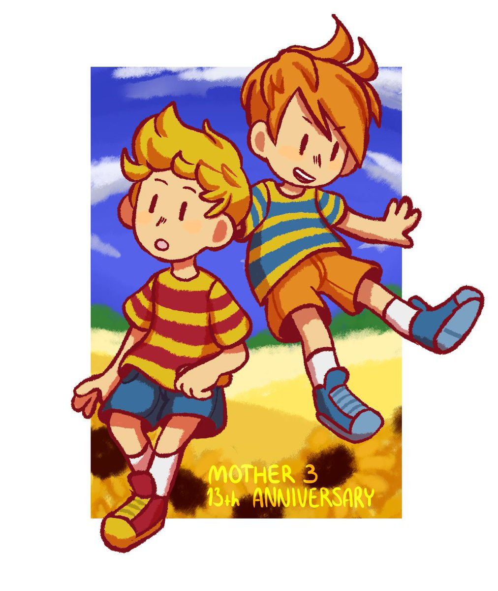mother3_13th hashtag on Twitter