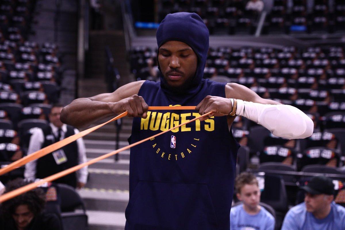Denver Nuggets @nuggets