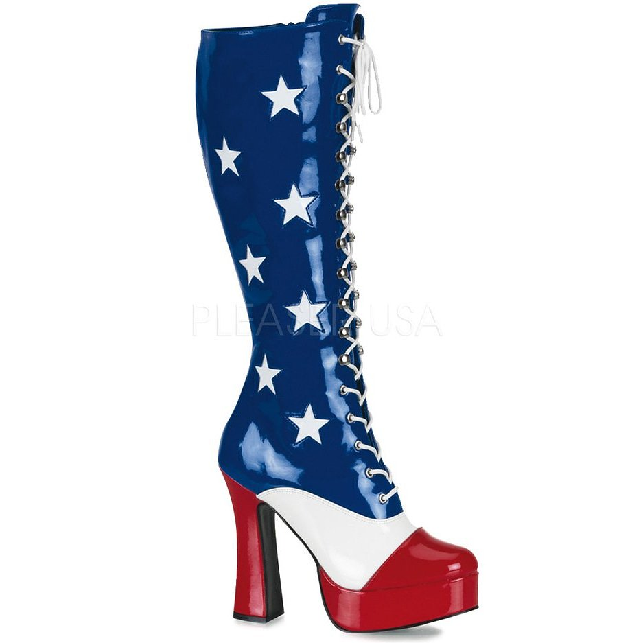 test Twitter Media - Be patriotic in Funtasma - ELECTRA-2030 - Blue-White-Red Patent 😍  https://t.co/XzUq9Ct56j #shoes #shopping #newshoes #crillers #highheels #funtasma #burlesque #drag #fashion #alternative #alternativegirl  #highfashion #boots https://t.co/7FfRZvOiUb