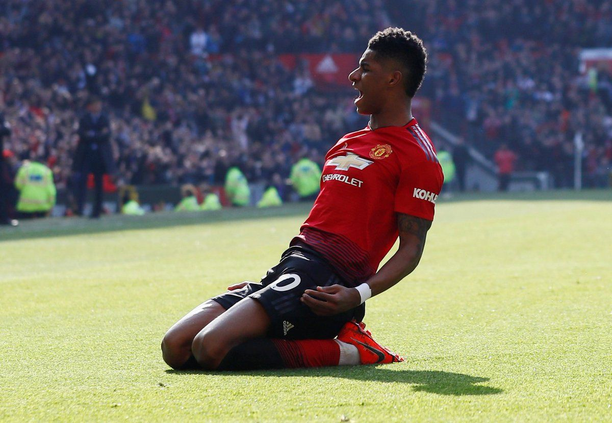 Official: Marcus Rashford has been nominated for the @PFA Young Player of the Year award! #mufc #rashford