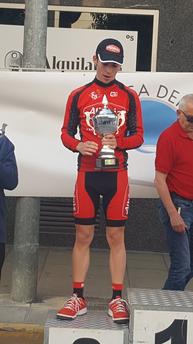 2° cajón XXXII Memorial L.M.Meoqui @MintegiIker @ccburundatxe   . III Trofeo C .Dental Río Ega. Campeonato Navarro. #Estella #memorialmeoqui