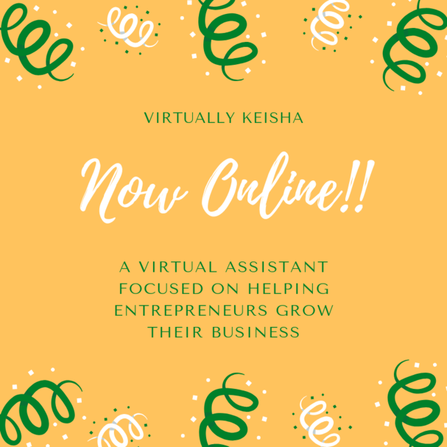 Need help with all the time- sucking task preventing you from going to the next level in your business? Let me help get you organized, motivated and back on track.  http:// virtuallykeisha.weebly.com  &nbsp;     #virtuallykeisha  #virtualassistant #businesswoman <br>http://pic.twitter.com/haRqeUezJZ