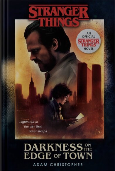 For those who are waiting for Stranger Things season 3, there are new books. The book Suspicious Minds is available in stores and at Apple Books. The others will be released in May and June. #StrangerThings #StrangerThings3