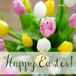 Easter Greetings from all our residents and staff! We're so lucky to live and work in such a wonderful community! Wishing you and your family a very Happy Easter! #EasterWeekend #happyEaster2019 #augustinehouse #forbetterretirementliving