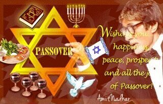 Happy Passover Dear Moses to you and your Family, have a wonderful happy time