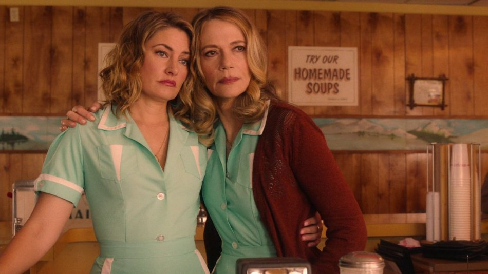 RT @RoyZemach: #TwinPeaks   #Shelly #Norma #RRDiner 🌲⛰️⛰️☕️🍩🍒🥧🦉 https://t.co/VZM0vAHZKj