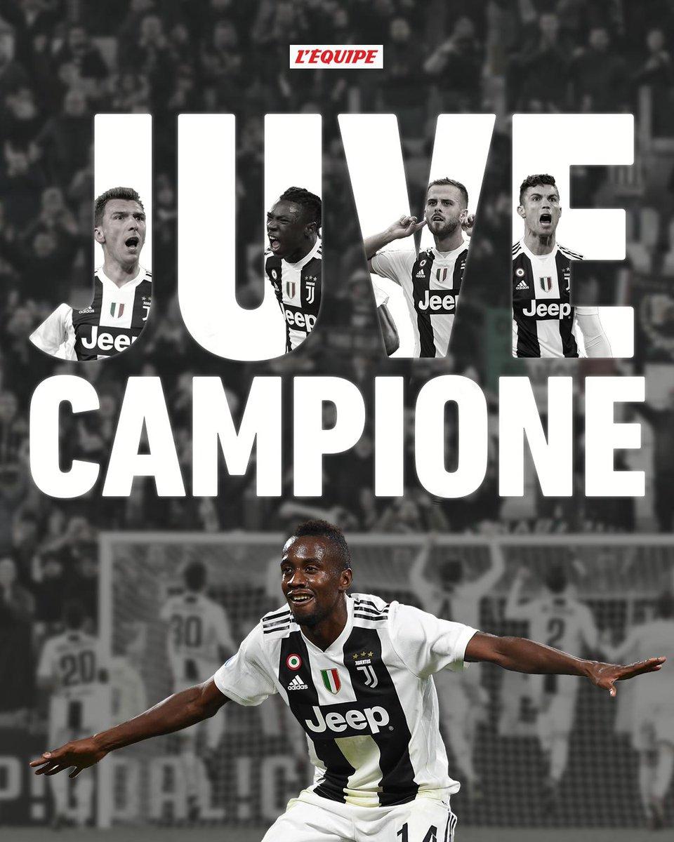 L'ÉQUIPE's photo on La Juventus