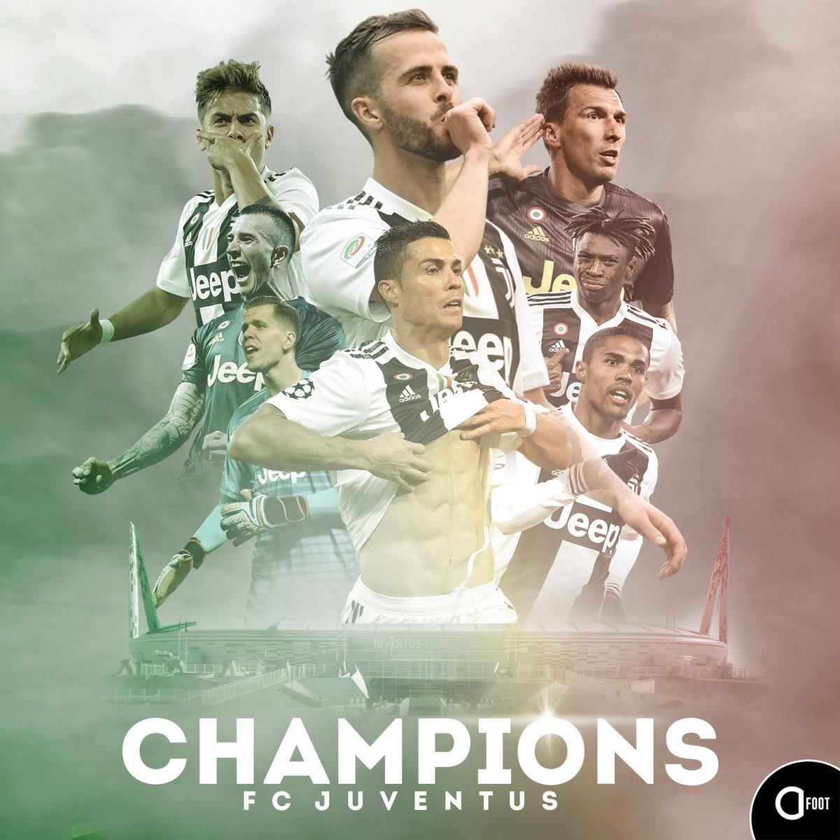 Actu Foot's photo on La Juventus