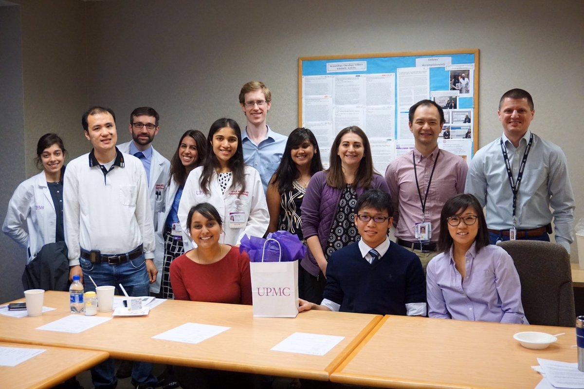 UPMC Hematology & Oncology Fellowship Program (@PittHemeOnc) on Twitter