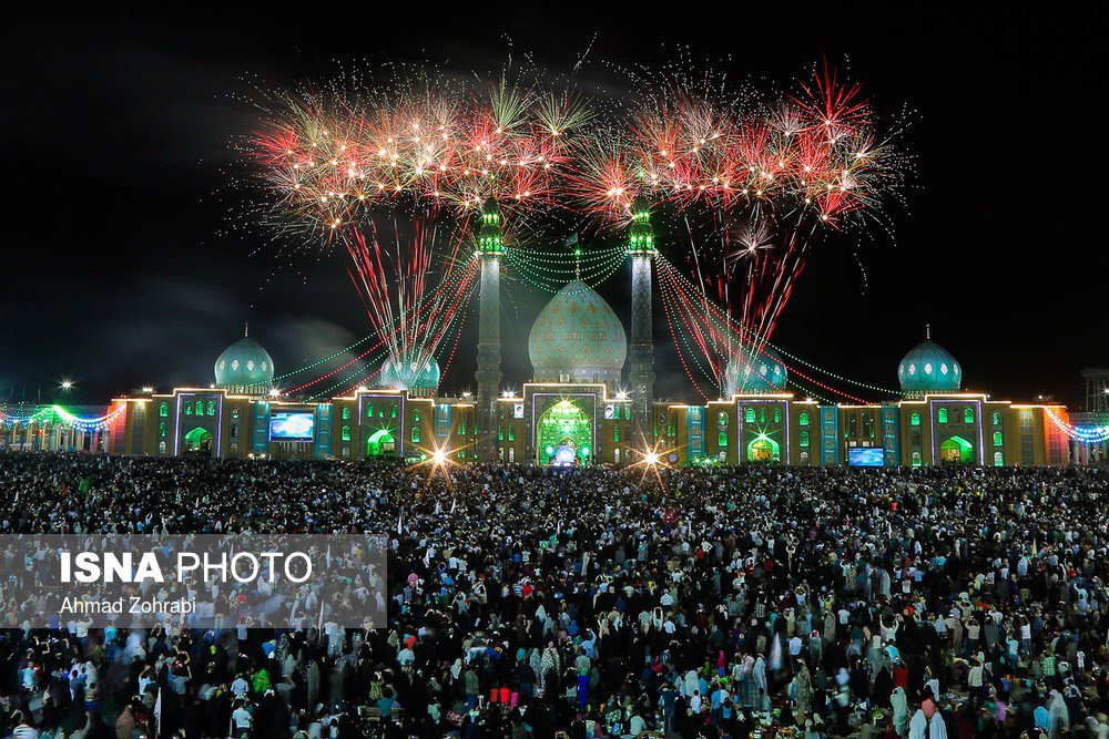 test Twitter Media - Happy #15thShaban, The celebration of the birth of Imam Mahdi, The Promised Savior of Mankind. It's a magnificent opportunity for everyone to spread joy and pray. Congratulations🎉! #BrightFuture https://t.co/hVBzV55nQV