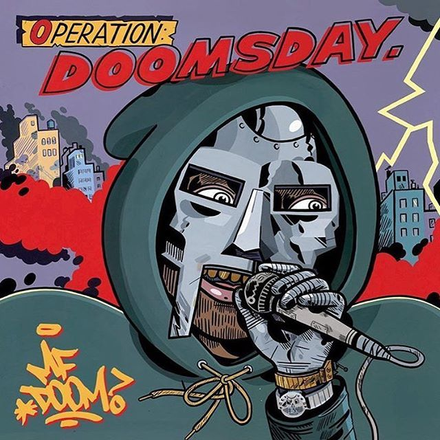 Operation Doomsday turns 20 today. What a fucking album from one of the best lyricists ever. He drops rhymes like dimes! #mfdoom #hiphop #lyricist #doom #doomsday http://bit.ly/2IMzQiu