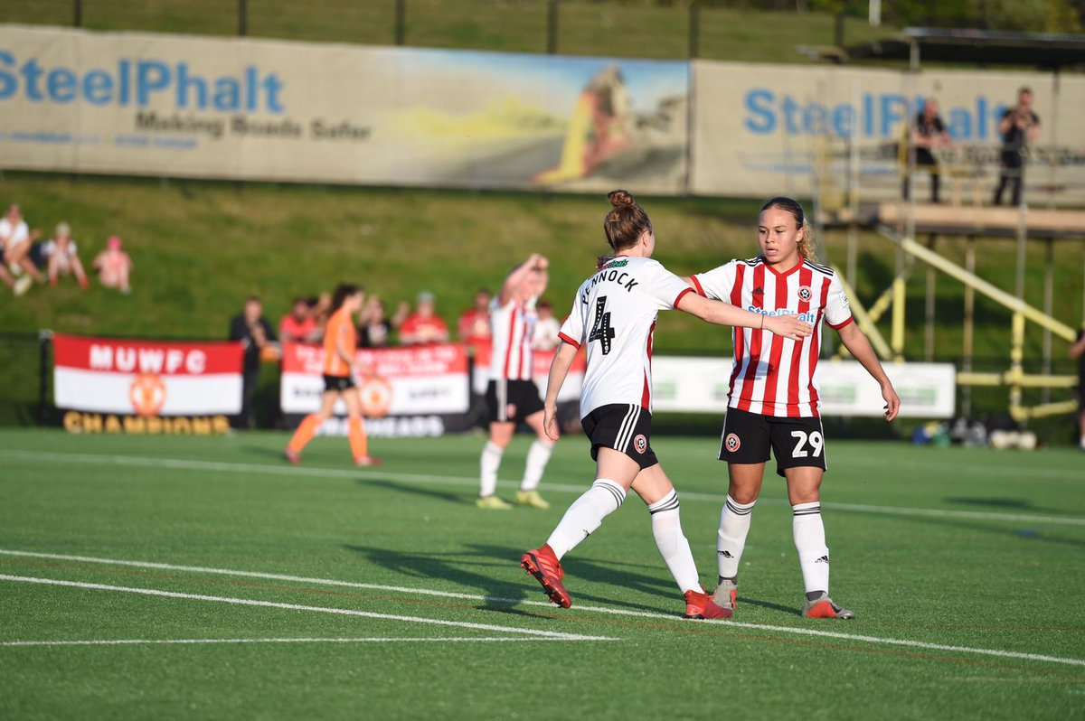 Sheffield United Women's photo on Leicester