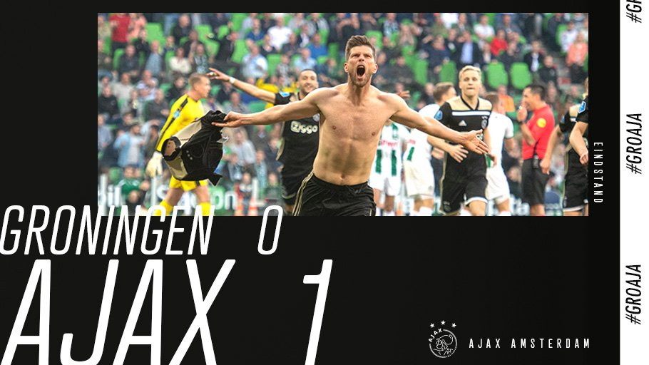 AFC Ajax's photo on #groaja