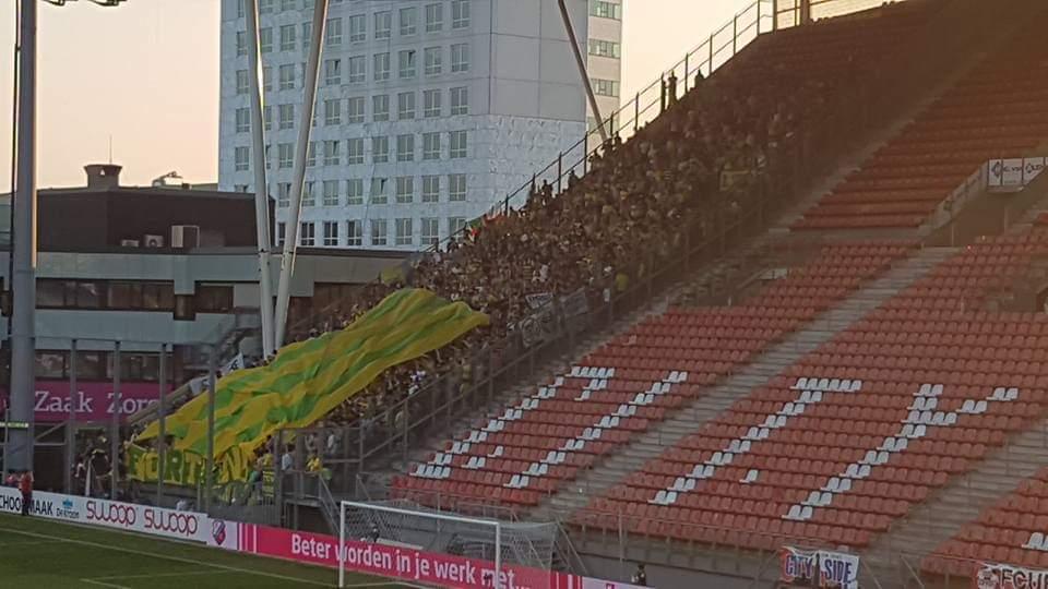 Mervyn van Leeuwen's photo on FC Utrecht