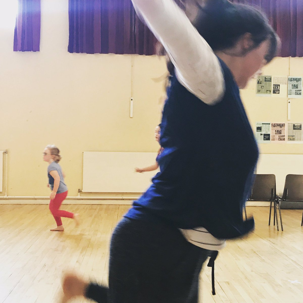 test Twitter Media - Unrelated. Intergenerational. Sharing love of dance. #ANDdream @ANDborough #PEACE #SEUPB #Shakespeare #bodypositive #artsmatterni https://t.co/ZrDbvmzxlH