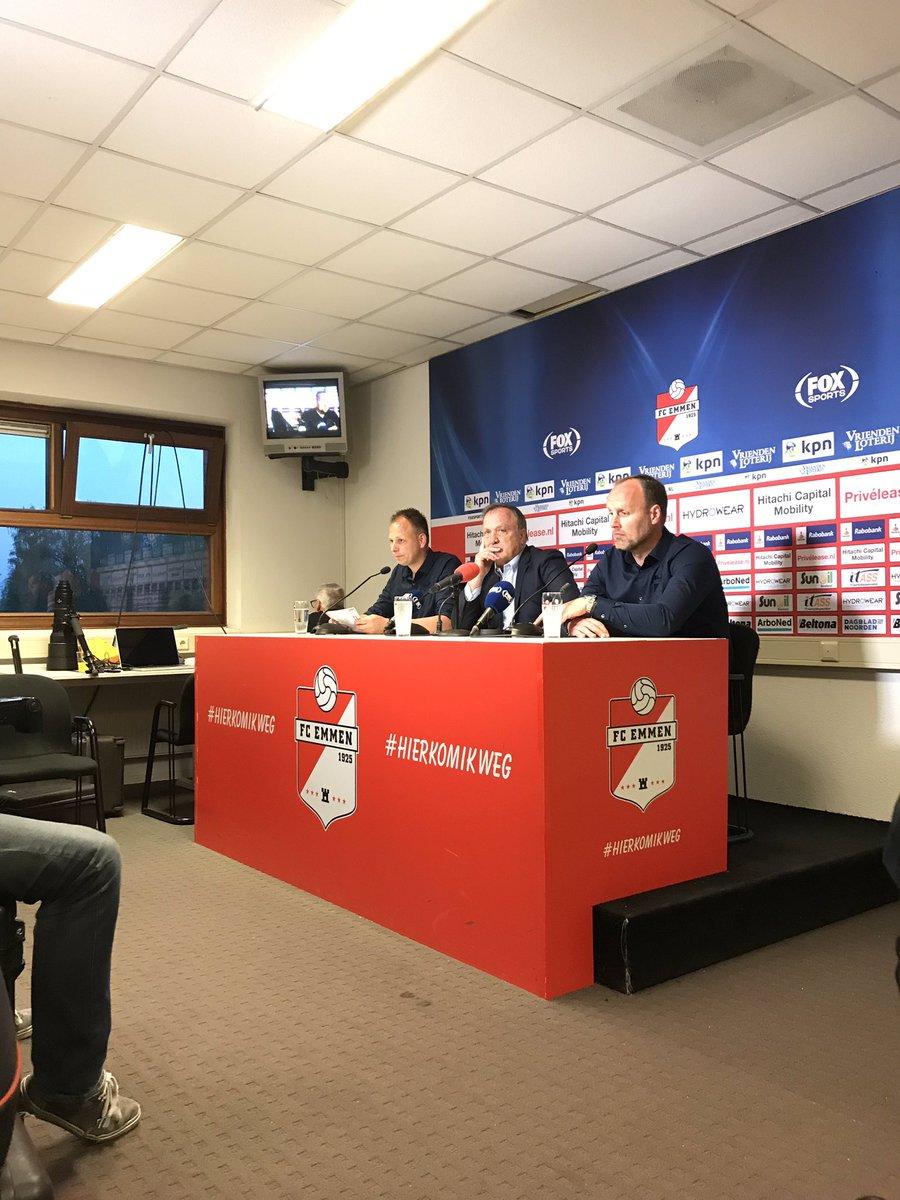 Rene van den Berg's photo on FC Utrecht