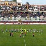 Image for the Tweet beginning: Catania-Sicula Leonzio 1-0: massimo risultato,