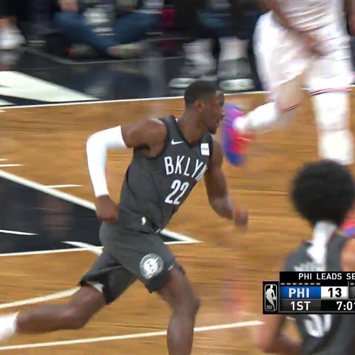 Yahoo Sports NBA's photo on Embiid