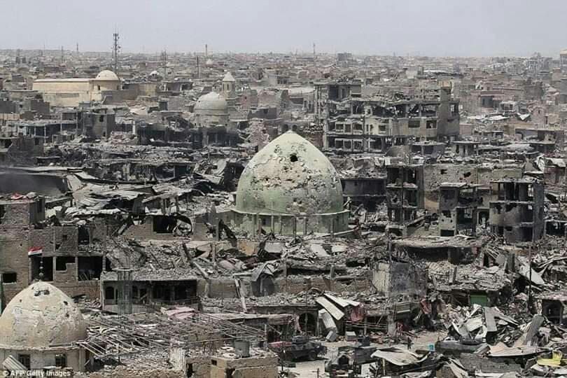 Овако данас изгледа Дамаск, град са традицијом дугом 3500 година.