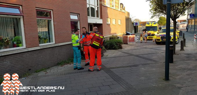 Traumateam voor incident naar Poeldijksevaart https://t.co/OTkClyPRfs https://t.co/0UdCaQxAio