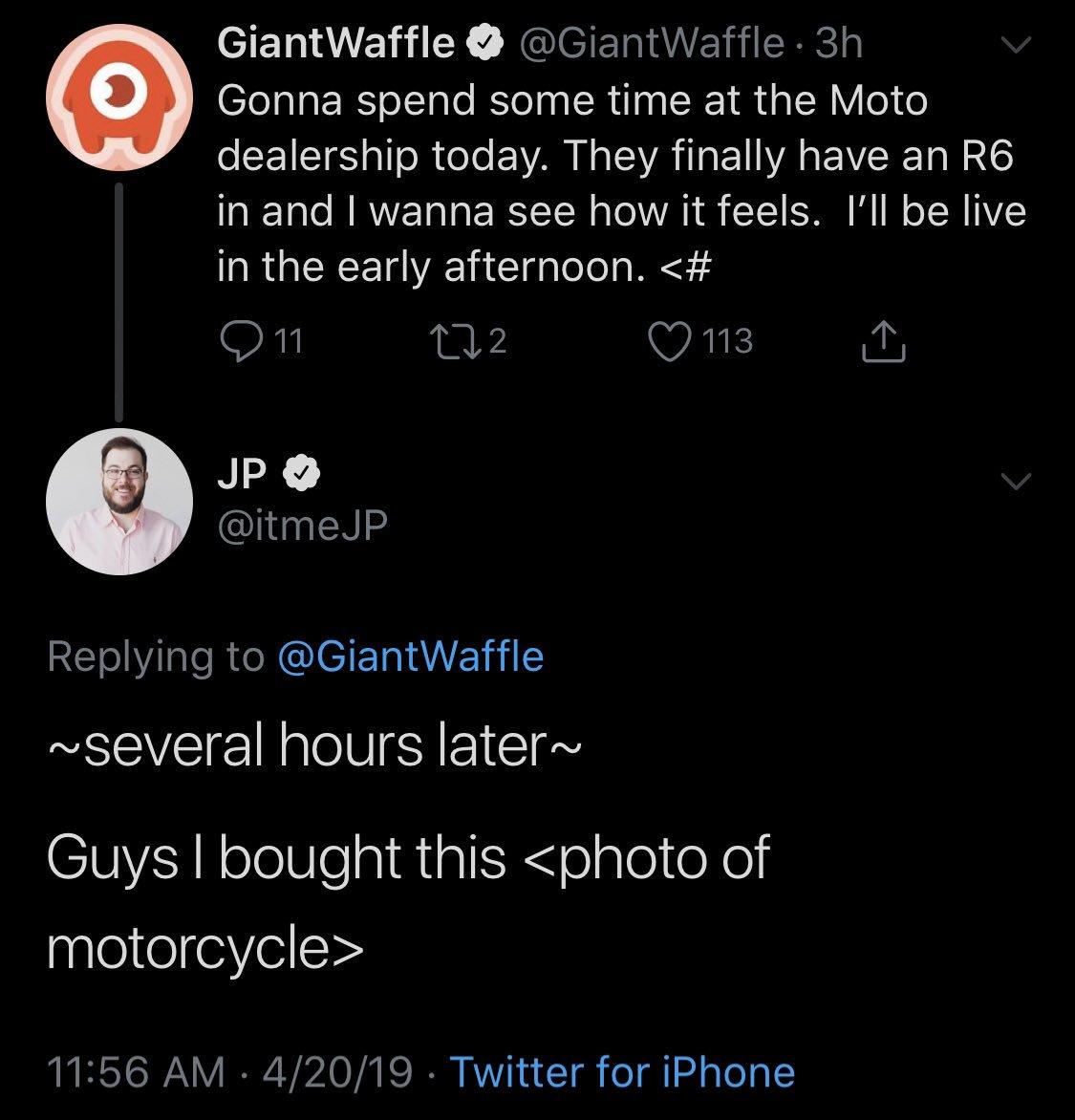 GiantWaffle on Twitter: