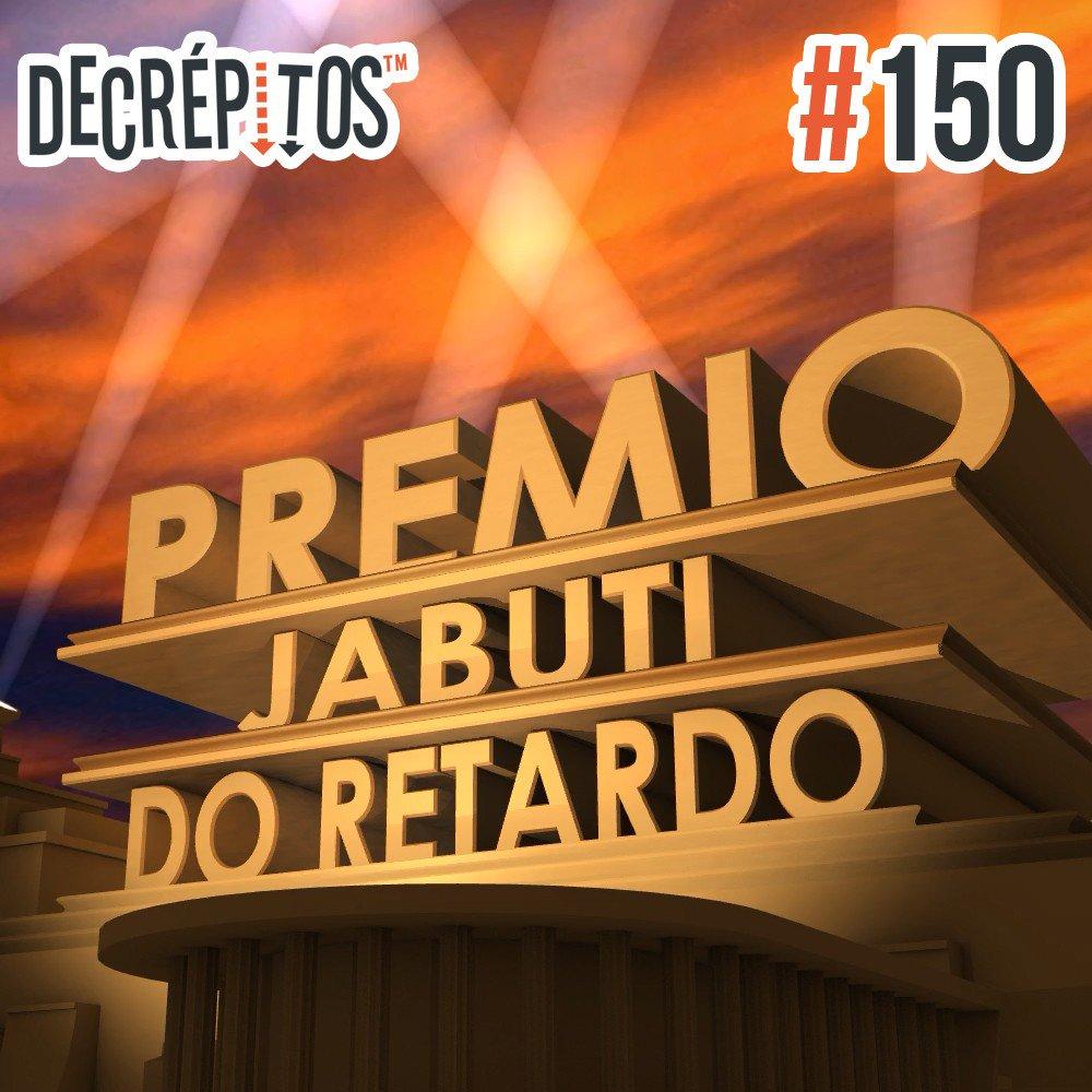150 – Prêmio Jabuti do Retardo 2018 (AO VIVO) #decrepitos  https://t.co/yWdys4O7Ob via @PodcastAddict https://t.co/sej9icJOLC