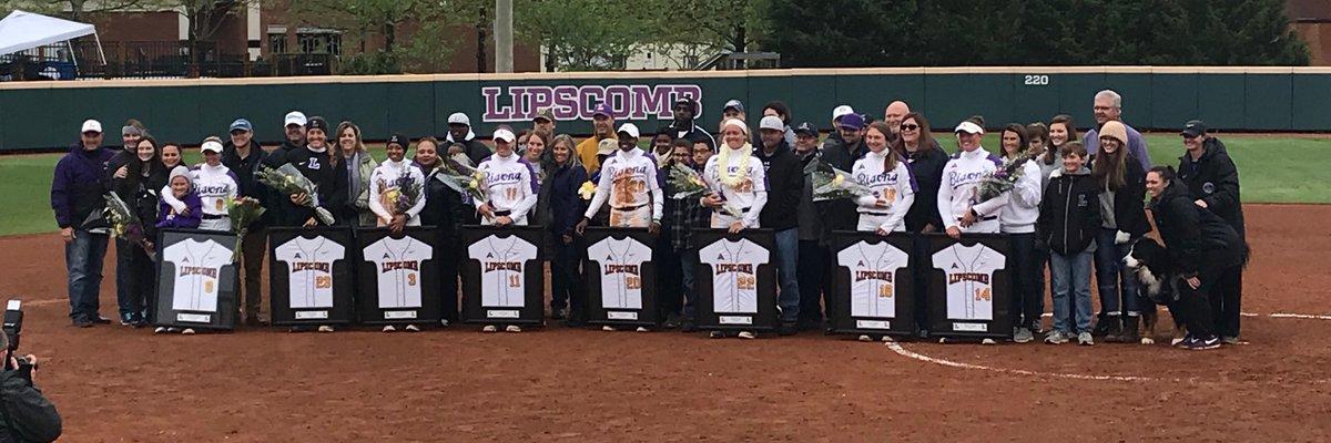 Eight great @LipscombSB seniors! Thank you, Congrats and Good Luck to all!   Destinee Brewer, Jordan Fortel, Graysen Gladden, Khayla Green, Sarah Higgins, Mandy Jordan, Jenna Pealor and Chloe Rogers 👏🏼👏🏼👏🏼👏🏼👏🏼👏🏼👏🏼👏🏼