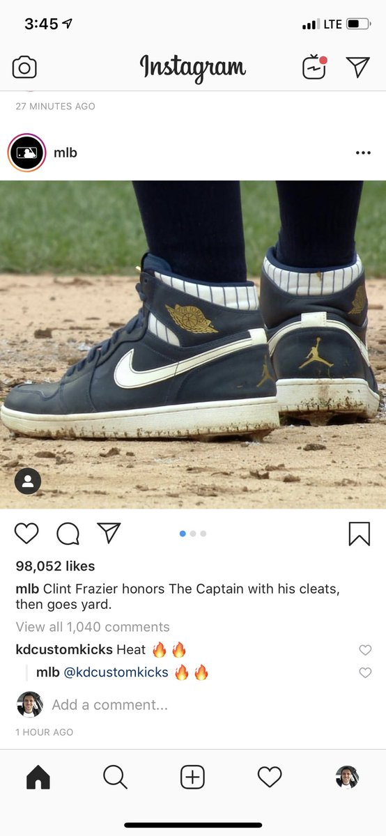 """5ba81056d6a8 Steven noticed Florida was wearing yellow socks while Alabama is wearing  yellow hats in yesterday s softball tilt. He asked """"Anyone know the  significance of ..."""