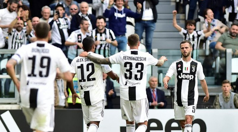 VTV CANAL 8's photo on La Juventus