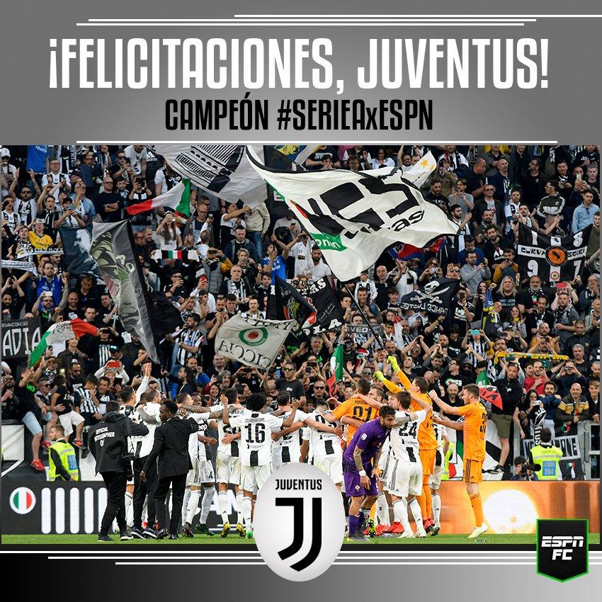 ESPN Fútbol Club's photo on La Juventus