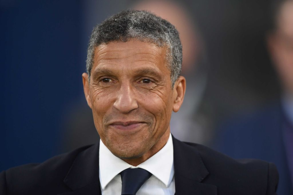 Chris Hughton is a happy man.   And with good reason as Brighton secured a vital point against Wolves.   🗣 http://skysports.tv/RW2yDB