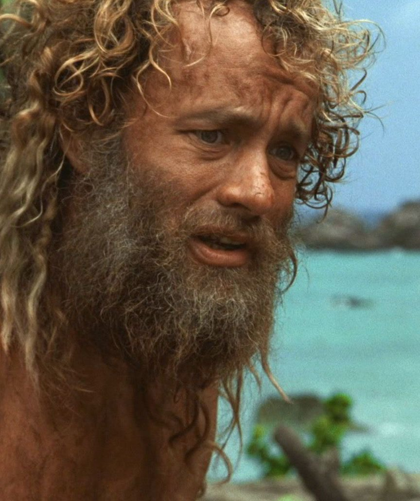 By the time the next #Isles game happens, @ledpipe08 is going to look like @tomhanks in Castaway #PlayoffBeard