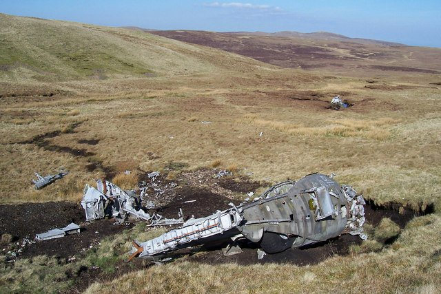 #OTD in 1948: British European Airways Flight S200P, a Vickers Viking, crashes into Irish Law Mountain in North Ayrshire, Scotland. 13 of the 20 passengers and crew were injured and the aircraft was damaged beyond repair.