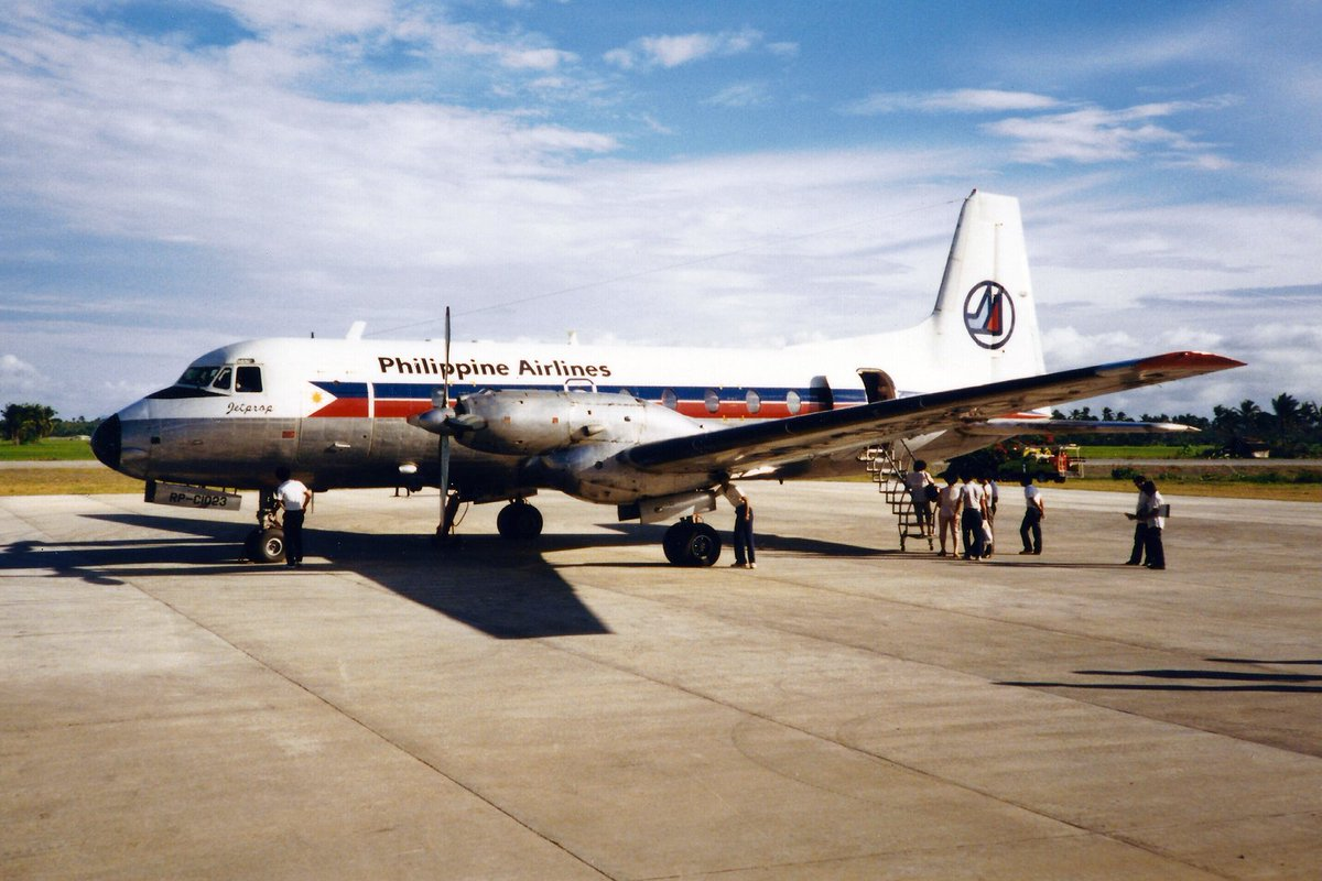 #OTD in 1970: Philippine Airlines Flight 215, a Hawker Siddeley HS 748 on a domestic flight from Cauayan to Manila, crashes after an explosion separates the tail section from the aircraft, killing all 36 aboard. Investigators traced the cause to a bomb planted in the lavatory.