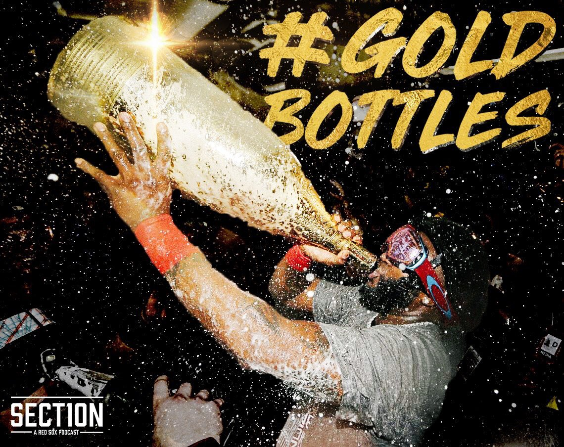 CHRISTIAN VAZQUEZ PICKS OFF PHAM AT FIRST TO END IT!! A GRAND SLAM AND THE GAME-WINNING RBI FOR BENNY BICEPS, FIRST BIG LEAGUE HIT FOR MICHAEL CHAVIS, A SOLID OUTING FOR RICKY RAINDROPS, AND THE RED SOX HAVE WON THEIR FIRST SERIES OF THE 2019 SEASON!! #GOLDBOTTLES<br>http://pic.twitter.com/fhY06GVJ7a