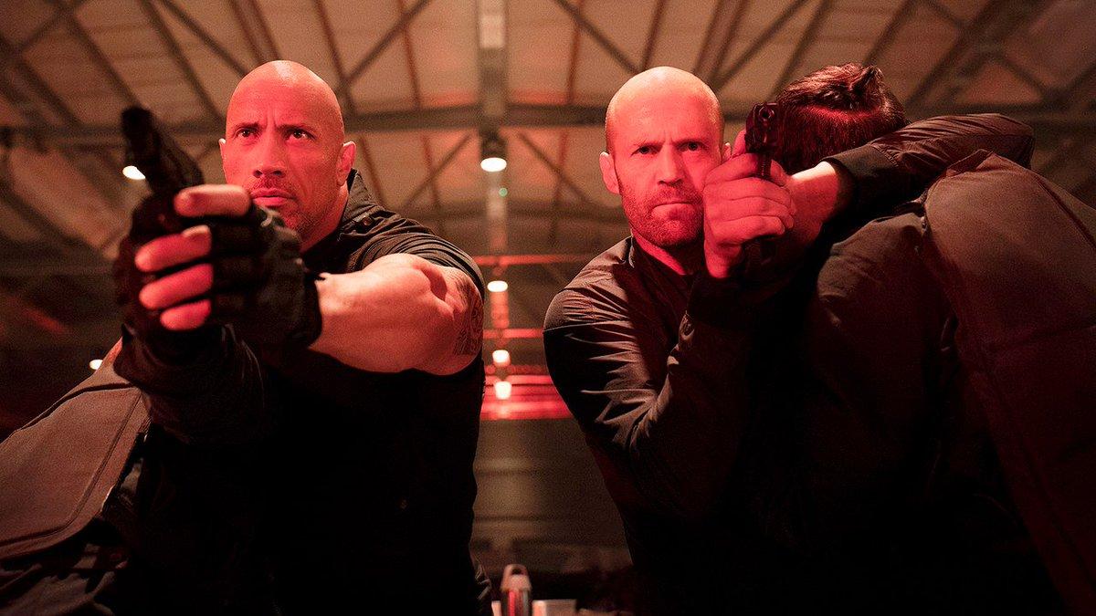 New Hobbs & Shaw Trailer Revealed