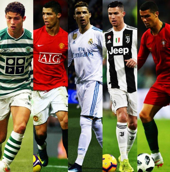 Cristiano Ronaldo ⬜⬛ 🐐's photo on La Juventus