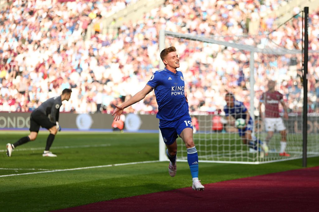 """""""He's a big talent.""""  Brendan Rodgers believes Harvey Barnes can have a bright future in the Premier League after he scored late to snatch a point for Leicester.   http://skysports.tv/gLfmdS"""