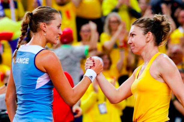 🇫🇷1-1🇷🇴 Can @Simona_Halep lead the Romanians to a @FedCup final?: tnns.co/lT4mtF
